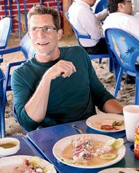 Rick Bayless in Baja from Food & Wine