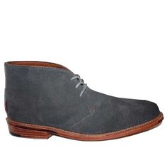 Type 2: Suede Dress Chukka Grey - $135.50 Check out more styles and colors on our site Keepamerica.com/shop