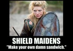 shield maiden symbol tattoo - Google Search