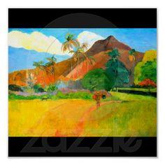 Poster-Classic/Vintage-Paul Gauguin 12