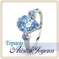 Estamos a 2 días por empezar el mes de noviembre con la Piedra de Topacio una gemas con bellas cualidades y especiale para fabricaciones de joyería fina!!