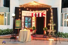 A Night in Paris Prom at the Pavilion Grille 2015