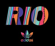 Tshirt Graphics created for 2016 Rio Olympic Games collection