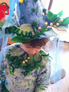 Fairy carnevale dress