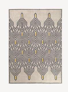 Les tapis en soie / silk carpet by Jacaranda Disponible chez IDO Diffusion Rugs On Carpet, Carpets, Kids Rugs, Flooring, Texture, Himalayan, Fabrics, London, Silk