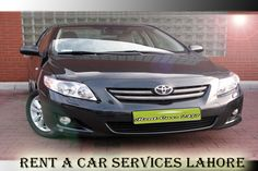 Spend real quality time at your outings with your friends and family by making your ride a more pleasurable one with Rent a Car Services Lahore.