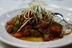 Sebzeli Çin Tavuğu(Chinese Chicken)  nasıl yapılır? - Bir başka Mutfak Sırları Yemek Blogları sitesi