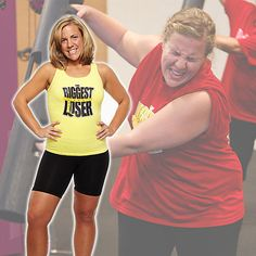 Lauren lost 89 lbs. on Season 13 of #BiggestLoser
