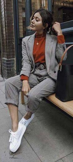 Summer Outfits Guide 2019 Vol. 7 Summer Outfits Guide 2019 Vol. Trendy Summer Outfits, Winter Outfits For Work, Cute Outfits, Work Outfits, Hijab Fashion, Fashion Outfits, Fashion Tips, Travel Outfits, Smart Outfit