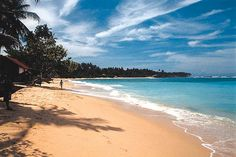 Bentota Beach, Sri Lanka  - just perfection and still so unspoilt