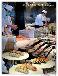 台中 饗食天堂 buffet
