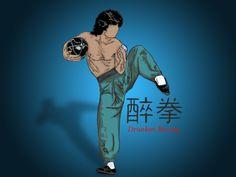 Drunken Boxing Style