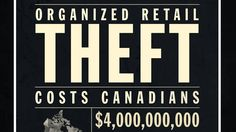 Organized Retail Crime Awareness Campaign - Toronto Crime Stoppers