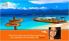 The secluded island of Lombok awaits Tascha, at the hear of Indonesia. Take a look at what is in store for her: http://cnk.com/gydlombok