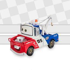 Mater Die Cast Car 1:43 - Artist Series | Disney Store