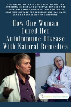 If you've ever had a chronic illness, especially autoimmune, your doctor has probably prescribed a drug to stop the progression of the damage. Here's how you can start healing yourself!