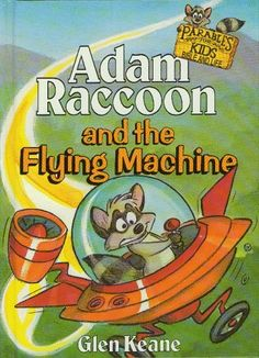 Adam Racoon Parables for Kids by Disney Illustrator Glen Keane - my students love these books!!