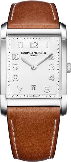 @baumeetmercier Watch Hampton #bezel-fixed #bracelet-strap-leather #brand-baume-et-mercier #case-depth-8-1mm #case-material-steel #case-width-42-6-x-29-2mm #date-yes #delivery-timescale-call-us #description-done #dial-colour-white #gender-mens #luxury #movement-quartz-battery #official-stockist-for-baume-et-mercier-watches #packaging-baume-et-mercier-watch-packaging #style-dress #subcat-hampton #supplier-model-no-m0a10153 #warranty-baume-et-mercier-official-2-year-guarantee…