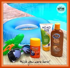 The NapTime Reviewer: Have a Sun Safe Summer!