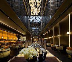 【新提醒】梁志天—迪拜棕榈岛亚特兰蒂斯度假酒店元餐厅(荣获Comme... - 餐饮空间 - 马蹄网|MT-BBS