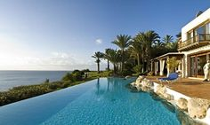 Guess where? Wrong, this is actually Ibiza in Spain! The party island has it's special areas of peace and secluded beauty
