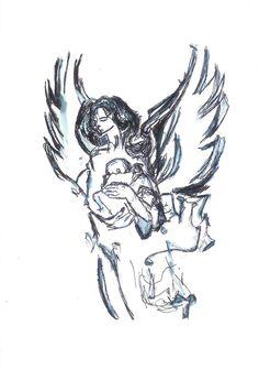 Anioł Stróż guardian Angel Schutzengel