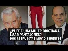 Qué dice la Biblia sobre los pantalones en la mujer? Yiye Avila y Miguel Nuñez…