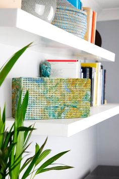 Brighton-based Gomi have created a speaker whose body is formed from multi-coloured, marble-effect plastic. According to the design studio, the equivalent of 100 plastic bags in non-recyclable (or flexible) plastic goes into the body of each speaker.