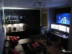 Todo mundo quer ter um quarto com diversas coisas que gosta, alguns cheios de livros, outros cheios de pôsters de bandas ,...