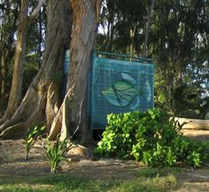 Waimanalo Bay Beach Park Camping