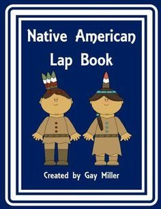 This FREE Native American Lapbook is a great way to teach your kids about history, geography and more!