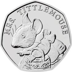 The 2018 Mrs. Tittlemouse coin has been issued to celebrate one of Beatrix P Cryptocurrency Beatrix celebrate Coin cryptocurrency airdrop cryptocurrency algorithms cryptocurrency etf cryptocurrency list cryptocurrency mining issued Tittlemouse Beatrix Potter Illustrations, English Coins, Fifty Pence Coins, Peter Rabbit And Friends, Coin Dealers, 50p Coin, Mint Coins, Old Money, Miniature Figurines