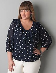 something fashionable for plus size gals!