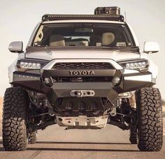 Toyota – One Stop Classic Car News & Tips Toyota Tacoma 4x4, Toyota 4runner Trd, Tacoma Truck, Suv Trucks, Toyota Trucks, Jeep Truck, Daihatsu, Patrol Y61, Off Road Racing