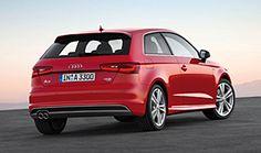 Al volante del Audi A3: ahora una dieta más equilibrada