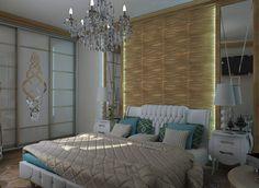 Ремонт спальной комнаты под ключ