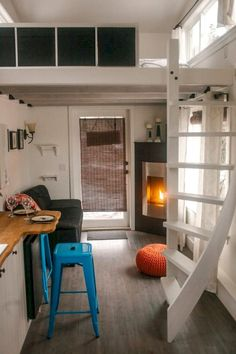 41 Genius Loft Stair for Tiny House Ideas
