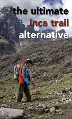 Most people have heard of the famous Inca Trail - but it's not the only way to walk to Machu Picchu. The Lares Trek offers a very special alternative!