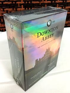 cool DOWNTON ABBEY: The Complete Collection Seasons 1-6 (DVD, 2016) 1 2 3 4 5 6 NEW!   Check more at http://harmonisproduction.com/downton-abbey-the-complete-collection-seasons-1-6-dvd-2016-1-2-3-4-5-6-new/