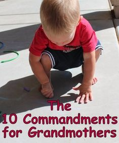 The 10 commandments for grandmothers - Grandma's Briefs - Grandma's Briefs - On life's second act gifts from kids to grandparents, grandparents day church, grandparents with grandkids pictures Online Photo Sharing, Grandma Quotes, Cousin Quotes, Daughter Quotes, Father Daughter, Grandmothers Love, 10 Commandments, Grandma And Grandpa, First Time Grandma