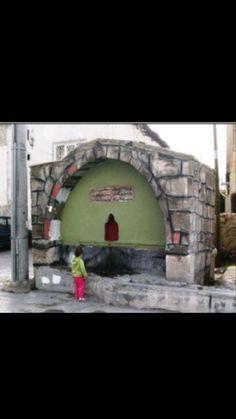 Fountain-Historic fountain-Constructive: Unknown-Year built: Unknown-Karagöz street-Yağlıca neighborhood-Bor-Niğde