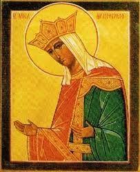 Ingegerd Olofsdotter of Sweden (1001-18 Feb 1050). My 31st great- grandmother.