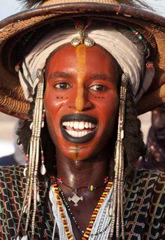 Красота племени фульбе