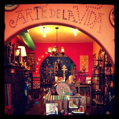 Arte de la Vida. Mexican imports and folk art. <3 In Tucson --37 North Tucson Blvd. ● Tucson, AZ 85716