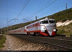 RailPictures.Net Photo: 2003T Renfe Talgo at Miranda de Ebro, Spain by Brian Stephenson