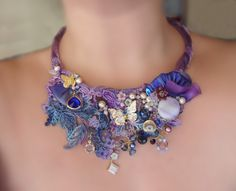 Necklace  Serena Di Mercione Creation