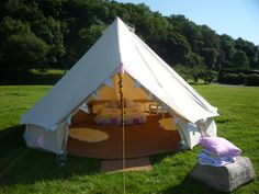 Forestside Farm Glamping in Staffordshire.