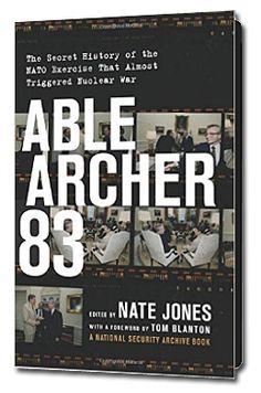 En enero de 2017, el Archivo de Seguridad Nacional de EEUU (National Security Archive) con sede en la Universidad George Washington, desclasificó varios grupos de documentos en los que se detallan nuevos y espeluznantes datos en torno a las maniobras de la OTAN 'Able Archer' (Arquero Capaz) realizadas en noviembre de 1983.