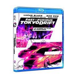 Fast & Furious : Tokyo Drift - BLU-RAY