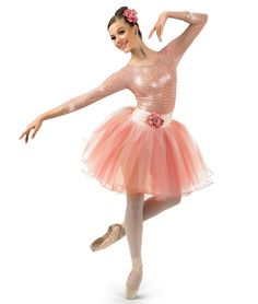 Love For Life - Ballet Tutu : American Made Dance Costume Cute Dance Costumes, Dance Costumes Lyrical, Ballet Costumes, Dance Leotards, Lyrical Dance, Ballerina Costume, Ballet Tutu, Ballet Dancers, Dance Outfits